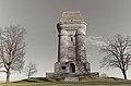 HDR Bismarckturm Augsburg.jpg