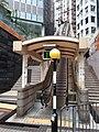 HK 中環 Central 些利街 Shelley Street Mid-levels escalators February 2020 SS2 03.jpg