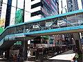 HK 香港電車遊 Tram tour view 銅鑼灣 Causeway Bay 軒尼詩道 Hennessy Road covered footbridge Plaza July 2019 SSG 11.jpg