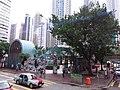 HK Bus 10 view Hennessy Road Wan Chai to Causeway Bay September 2019 SSG 04.jpg