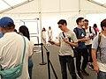 HK CWB 銅鑼灣 Causeway Bay 維多利亞公園 Victoria Park 慶祝國慶70周年 n 香港回歸祖國22周年 GD-HK-MC Guangdong-Hong Kong-Macau Greater Bay Festival Celebrations event July 2019 SSG 26.jpg