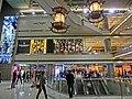HK Central IFC Mall interior evening shop Lane Crawford n Nany González's n Escalators Feb-2013.JPG