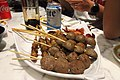 HK KT 觀塘 Kwun Tong 大滿喜放題 Daimanki Japanese Restaurant diner buffet July 2018 IX2 food Beef balls.jpg