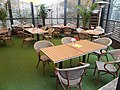HK SW 上環 Sheung Wan 必列者士街 Bridges Street 聚賢居 CentreStage Oolaa western restaurant interior February 2020 SS2 05.jpg