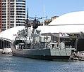 HMAS Vampire Daring Class Destroyer 7 (30673062792).jpg