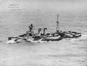 HMS Adventure (M23) - Image: HMS Adventure 1943 IWM FL 200