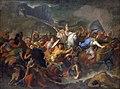 HOUASSE René-Antoine Bataille de Josué contre les Amalécites.jpg