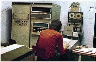 HP 2100 - HP 2100A Computer