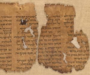 Habakkuk 3 - Image: Habakkuk Pesher