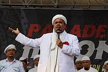Muhammad Rizieq Shihab Wikipedia