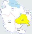 Hainan Zangzu-map.png