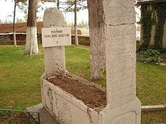 Halime Hatun - Tomb of Halime Hatun