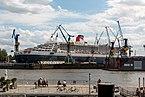 Hamburg, Hafen, Kreuzfahrtschiff -Queen Mary 2- im Dock -- 2016 -- 3069.jpg