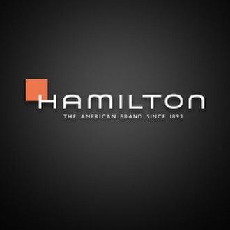 Hamilton Watch Company - Image: Hamilton Logo