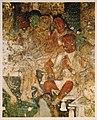 Hamsa jâtaka, Ajanta, India.jpg