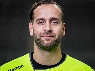 Silvio Heinevetter German handball player