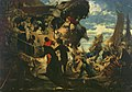 Hans Makart - Venedig huldigt Catarina Cornero - G 4123 - Lenbachhaus.jpg