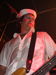 Happy-Tom Norwegian musician and broadcaster
