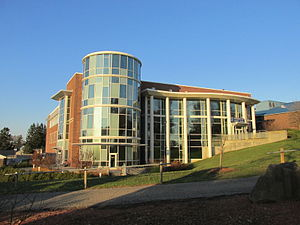 Quinsigamond Community College - The Harrington Learning Center, Quinsigamond Community College, Worcester, Massachusetts