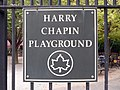 Harry Chapin Playground sign - Columbia Heights at Middagh Street, Brooklyn, NY 11201, USA.jpg