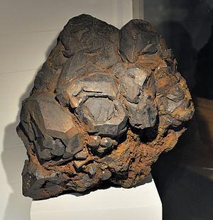 Ilmen Nature Reserve - Ilmenite, the most important Titanium ore, was first discovered on the site of the Ilmen Reserve