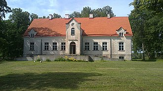 Hatu - Hatu Manor
