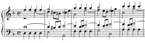 Symphony No. 70 (Haydn) - Image: Haydn Sym 70m 4Xamp 1