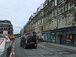Haymarket Terrace (A8) Edinburgh (geograph 2951670).jpg