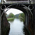 Hazelhurst Locks, Caldon Canal, Staffordshire - geograph.org.uk - 596403.jpg