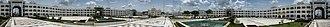 Hazur Sahib Nanded - Panorama view of Hazur Sahib Nanded