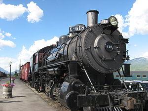 Heber Valley Railroad - Image: Heber Valley RR3