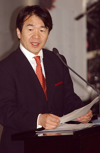 Minister for Internal Affairs and Communications - Image: Heizo Takenaka in 2006