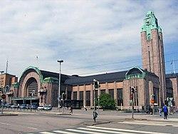 헬싱키 중앙철도역
