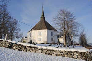 Hemne Church - Image: Hemne kirke