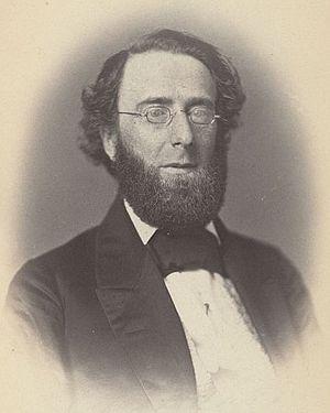 Henry C. Goodwin - Henry C. Goodwin, New York Congressman