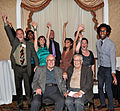 Henry Messer and Carl House with Equality Michigan staff at 60th anniversary - 2.jpg