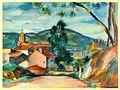 Henry Ottmann, 'Saint-Tropez', 1927.jpg