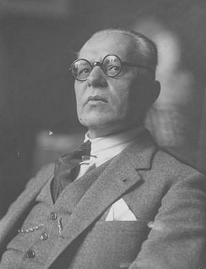 Henryk Melcer-Szczawiński - Henryk Melcer-Szczawiński