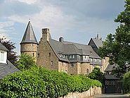 Herborn - Schloss Rückseite