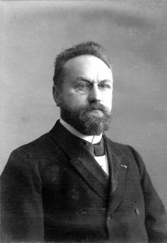 Herman Bavinck - Herman Bavinck.