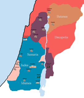 Herodian Tetrarchy
