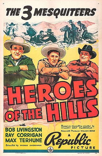 Heroes of the Hills - Film poster