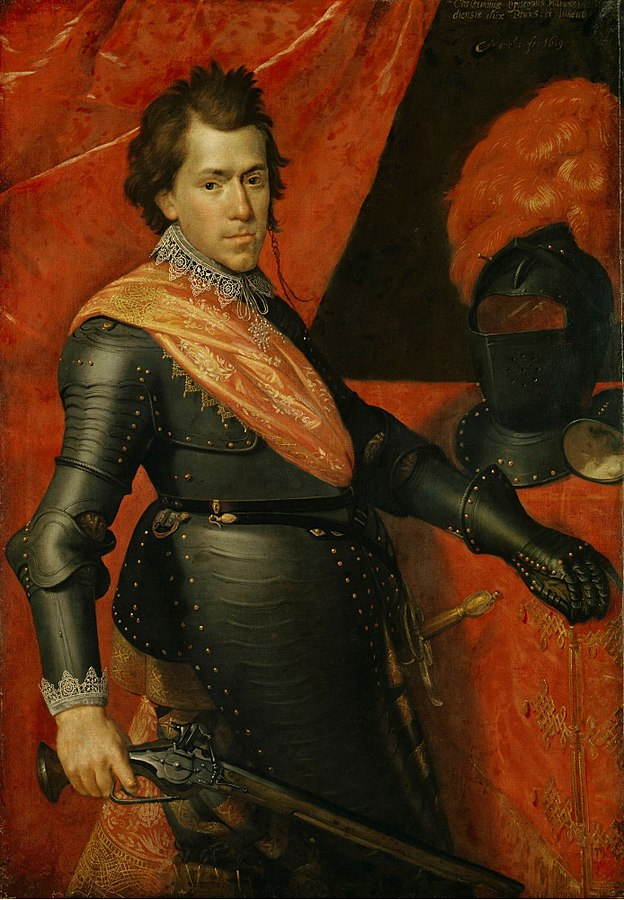 Portrait of Christian the Younger of Brunswick (1599-1626)