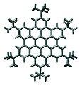 Hexa-peri-hexabenzocoronene ChemEurJ 2000 1834 commons.jpg