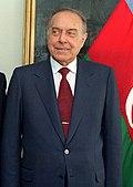 Heydar Aliyev 1997