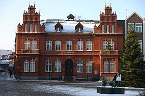 Heiligenhafen - Town hall