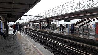 Hilal (İzmir Metro) metro station