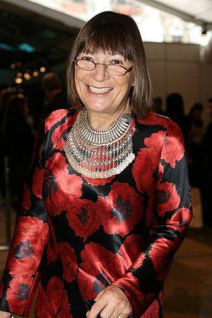 Hilary Alexander - Alexander in February 2008