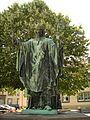 Hildesheim Bishop.Bernward.Statue.01.JPG