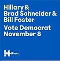 Hillary & Brad Schneider & Bill Foster CwricGjWEAIiv3V.jpg